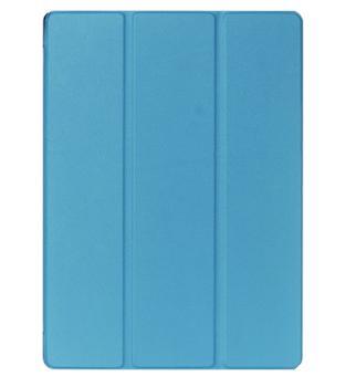 Чехол для iPad (2017) Leather Smart Case blueПрактичный чехол защищает iPad при падениях и ударах. Не секрет, что гаджеты часто роняют. Их ремонты стоят недешево. Позаботьтесь об этом заранее — защитите любимый девайс. В этом стильном чехле ваш мобильный гаджет будет долго выглядеть новым.<br>