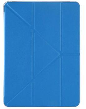 Чехол для iPad Pro 9.7 Baseus Jane Y-Type Leather BlueПрактичный чехол защищает планшет при падениях и ударах. Не секрет, что гаджеты часто роняют. Их ремонты стоят недешево. Позаботьтесь об этом заранее — защитите любимый девайс. В этом стильном чехле ваш мобильный гаджет будет долго выглядеть новым.<br>