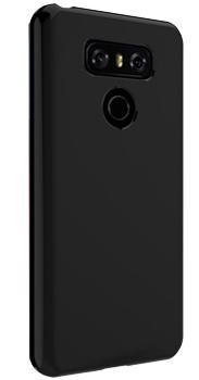 Чехол для LG G6 силиконовый черныйПрактичный чехол защищает смартфон при падениях и ударах. Не секрет, что гаджеты часто роняют. Их ремонты стоят недешево. Позаботьтесь об этом заранее — защитите любимый девайс. В этом стильном чехле ваш мобильный гаджет будет долго выглядеть новым.<br>