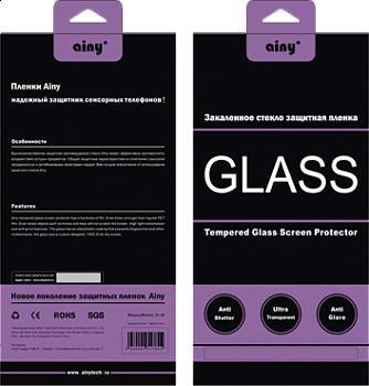 Стекло защитное для iPad mini 4 Ainy 0,33mmВысококачественное защитное стекло оберегает сенсорный дисплей от царапин и механических повреждений. Прозрачный тонкий аксессуар легко устанавливается и прочно держится на экране. Стекло-протектор не ухудшает эргономику гаджета, не искажает изображение, ...<br>