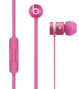 Наушники Beats UrBeats PinkBeats UrBeats — высококачественные наушники-вкладыши, легкие и удобные. Модель идеально подходит для занятия спортом, поездок и просто активного пользования. Изготовитель постарался на славу. Плоский аудио-кабель, оформленный точно в цвет, не склонен к са...<br>