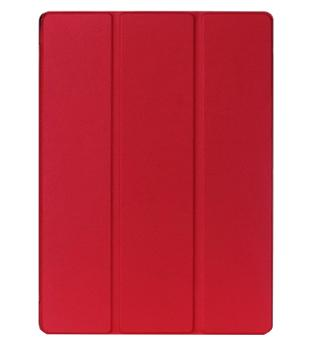 Чехол для iPad (2017) Leather Smart Case redПрактичный чехол защищает iPad при падениях и ударах. Не секрет, что гаджеты часто роняют. Их ремонты стоят недешево. Позаботьтесь об этом заранее — защитите любимый девайс. В этом стильном чехле ваш мобильный гаджет будет долго выглядеть новым.<br>
