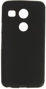 Чехол для LG Nexus 5X силиконовый матовый черныйПрактичный чехол защищает смартфон при падениях и ударах. Не секрет, что гаджеты часто роняют. Их ремонты стоят недешево. Позаботьтесь об этом заранее — защитите любимый девайс. В этом стильном чехле ваш мобильный гаджет будет долго выглядеть новым.<br>