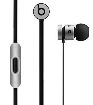 Наушники Beats UrBeats GreyBeats UrBeats — высококачественные наушники-вкладыши, легкие и удобные. Модель идеально подходит для занятия спортом, поездок и просто активного пользования. Изготовитель постарался на славу. Плоский аудио-кабель, оформленный точно в цвет, не склонен к са...<br>