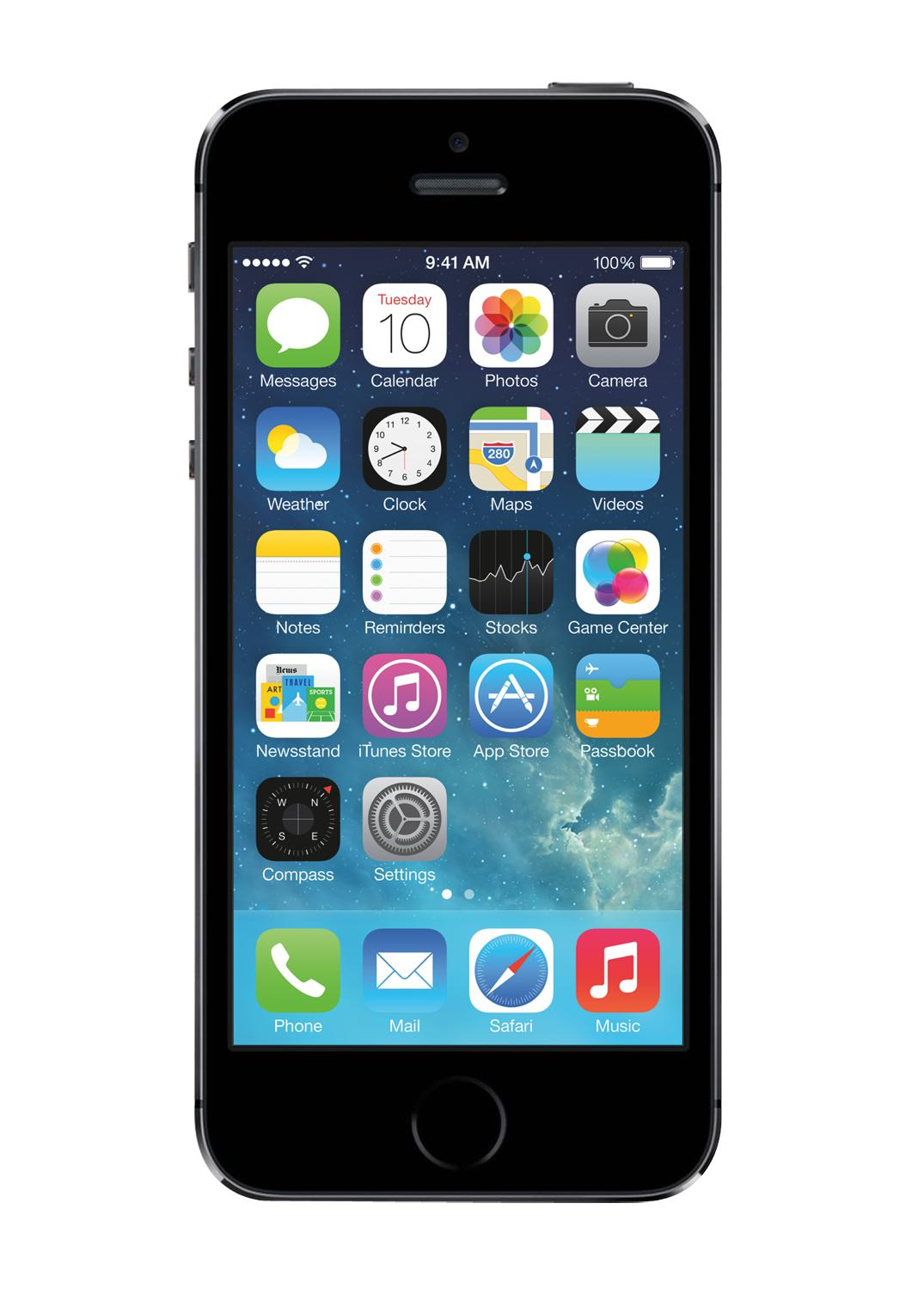 Apple iPhone 5S (RU/A RFB) LTE 4G 16 Gb