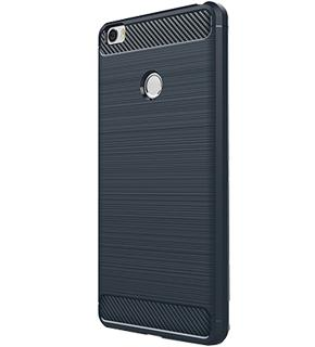 Чехол противоударный для Xiaomi Mi Max темно-синийПрактичный чехол защищает девайс при падениях и ударах. Не секрет, что гаджеты часто роняют. Их ремонты стоят недешево. Позаботьтесь об этом заранее — защитите любимый девайс. В этом стильном чехле ваш мобильный гаджет будет долго выглядеть новым.<br>