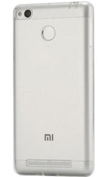 Чехол для Xiaomi Redmi 3 Pro силиконовый прозрачныйПрактичный чехол защищает девайс при падениях и ударах. Не секрет, что гаджеты часто роняют. Их ремонты стоят недешево. Позаботьтесь об этом заранее — защитите любимый девайс. В этом стильном чехле ваш мобильный гаджет будет долго выглядеть новым.<br>