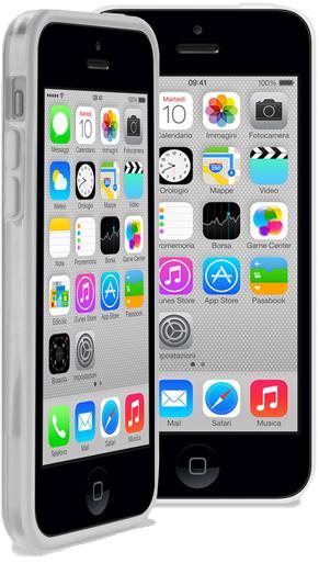 Бампер PURO iPhone Color для iPhone 5C белыйЯркий надежный бампер Puro Cover для iPhone 5C призван защитить самые хрупкие части смартфона – боковые грани, где часто появляются сколы и царапины, а также рамку объектива тыловой камеры. Бампер Puro Cover для iPhone 5C имеет малый вес и плотно прилегае...<br>