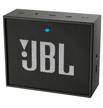 Портативная акустика JBL Go черная