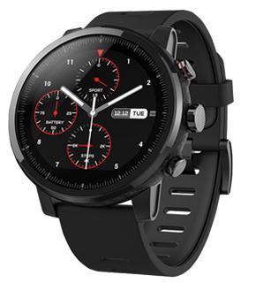Часы Xiaomi Amazfit Stratos (Smart Sports Watch 2) Black