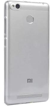 Чехол для Xiaomi Redmi 4x силиконовый прозрачный