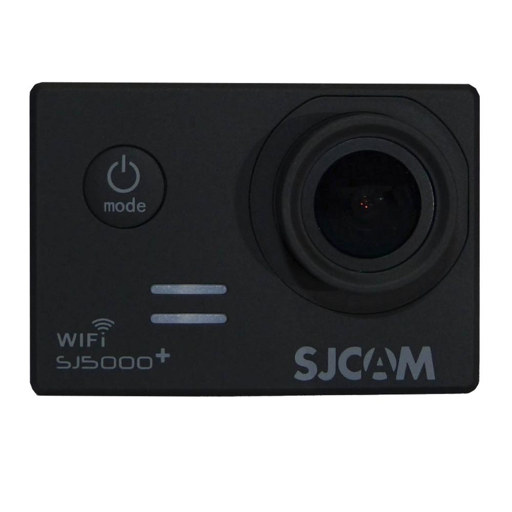 Экшн-камера SJCAM SJ5000 Plus blackЭта популрна кшн-камера снимает очень достойно. Новинка совершила рывок по сравнени с предыдущей модель SJ4000 как в плане качества видео, так и звука. SJ5000+ имеет встроенный WiFi модуль, позволщий комфортно управлть съемкой непосредственно с мо...<br>