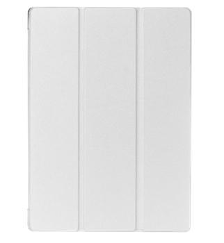 Чехол для iPad (2017) Leather Smart Case whiteПрактичный чехол защищает iPad при падениях и ударах. Не секрет, что гаджеты часто роняют. Их ремонты стоят недешево. Позаботьтесь об этом заранее — защитите любимый девайс. В этом стильном чехле ваш мобильный гаджет будет долго выглядеть новым.<br>
