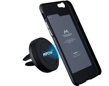 Магнитный держатель Mpow Grip Magic Black
