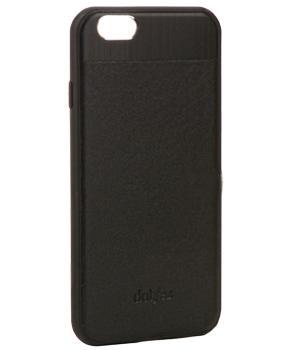 Чехол для iPhone 6 Plus/6s Plus Dotfes G03 Aluminium Alloy Nappa leather blackПрактичный чехол защищает смартфон при падениях и ударах. Не секрет, что гаджеты часто роняют. Их ремонты стоят недешево. Позаботьтесь об этом заранее — защитите любимый девайс. В этом стильном чехле ваш мобильный гаджет будет долго выглядеть новым.<br>