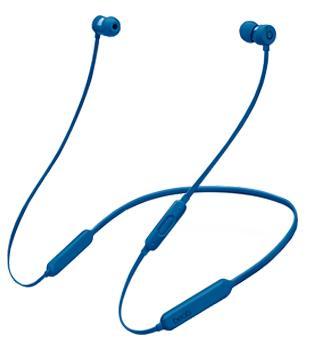 Наушники Beats X голубыеНаушники Beats X — высококачественная Bluetooth-гарнитура от компании с мировым именем. Фирменный пульт RemoteTalk, снабженный чувствительным микрофоном, поддерживает голосового ассистента Siri. Наушники с магнитами сами притягиваются друг к другу, что уд...<br>