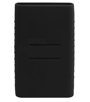 Оригинальный силиконовый чехол для Xiaomi Power bank 2 10000 mAh (черный)Практичный чехол защищает Power bank от потертостей и царапин. В этом стильном чехле ваш мобильный аккумулятор будет долго выглядеть новым.<br>