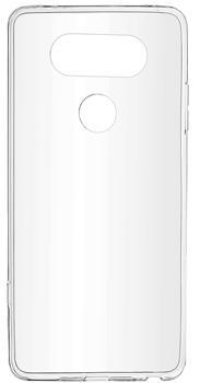 Чехол для LG V20 силиконовый прозрачныйПрактичный чехол защищает девайс при падениях и ударах. Не секрет, что гаджеты часто роняют. Их ремонты стоят недешево. Позаботьтесь об этом заранее — защитите любимый девайс. В этом стильном чехле ваш мобильный гаджет будет долго выглядеть новым.<br>
