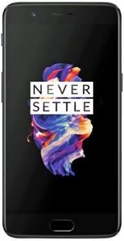 OnePlus 5 128 GbOnePlus 5 – высокотехнологичный смартфон с колоссальной производительностью. Знаменитый «убийца флагманов» стал еще привлекательней и быстрее. Авторитетные IT-эксперты называют девайс «монстром производительности». Система, построенная на чипе Snapdragon ...<br>