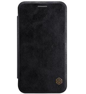 Чехол для Google Pixel Nillkin Qin case, чёрныйПрактичный чехол защищает девайс при падениях и ударах. Не секрет, что гаджеты часто роняют. Их ремонты стоят недешево. Позаботьтесь об этом заранее — защитите любимый девайс. В этом стильном чехле ваш мобильный гаджет будет долго выглядеть новым.<br>