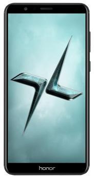 Huawei Honor 7X 64 GbHuawei Honor 7X — доступный смартфон 18:9 в металлическом корпусе. Модель получила модный дизайн с минимальными рамками. Основные плюсы устройства: двойная главная камера,  быстрый дактилоскопический сканер, достойная производительность. Экран FullHD+ дар...<br><br>Цвет: Голубой