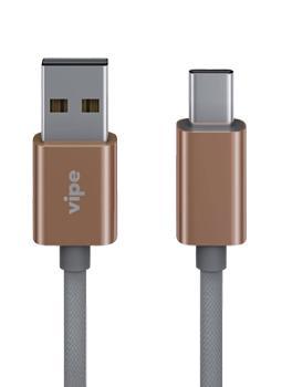 Кабель Vipe to Type-C серыйКабель с коннектором USB Type-C для мобильных устройств.<br>