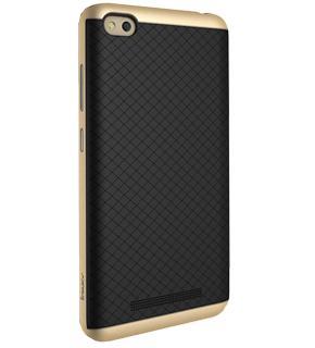 Чехол-накладка для Xiaomi Redmi 4A iPaky Case золотоПрактичный чехол защищает девайс при падениях и ударах. Не секрет, что гаджеты часто роняют. Их ремонты стоят недешево. Позаботьтесь об этом заранее. Защитите любимый девайс с помощью недорогого аксессуара. В этом стильном чехле ваш мобильный гаджет будет...<br>