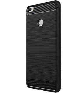 Чехол противоударный для Xiaomi Mi Max черныйПрактичный чехол защищает девайс при падениях и ударах. Не секрет, что гаджеты часто роняют. Их ремонты стоят недешево. Позаботьтесь об этом заранее — защитите любимый девайс. В этом стильном чехле ваш мобильный гаджет будет долго выглядеть новым.<br>
