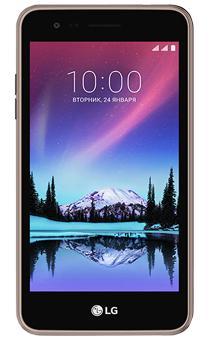 LG K4 X230 (2017) 8 GbLG K4 X230 (2017) — демократичный смартфон для любителей автопортретов. Удачные селфи обеспечены благодаря 5 Мп камере, которая может срабатывать по жесту руки. Девайс получил 5-дюймовый экран с повышенной яркостью. Разъем для карт Micro SD позволяет расш...<br>