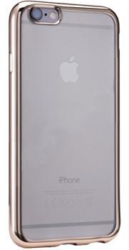 Накладка силиконовая для Iphone 5/5S/SE Ibox Blaze золотистая рамкаПрактичная силиконовая накладка защищает девайс при падениях и ударах. Не секрет, что гаджеты часто роняют. Их ремонты стоят недешево. Позаботьтесь об этом заранее — защитите любимый iPhone. В этом стильном чехле ваш мобильный гаджет будет долго выглядеть...<br>