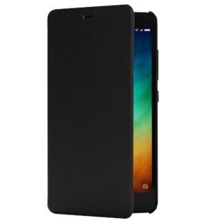 Чехол для Xiaomi Redmi Note 3 Flip Leather Case BlackПрактичный чехол защищает девайс при падениях и ударах. Не секрет, что гаджеты часто роняют. Их ремонты стоят недешево. Позаботьтесь об этом заранее — защитите любимый девайс. В этом стильном чехле ваш мобильный гаджет будет долго выглядеть новым.<br>