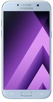 Samsung Galaxy A5 SM-A520F/DS Duos (2017) 32 GbSamsung Galaxy A5 2017 — смартфон среднего класса с премиальным дизайном. Одной из главных фишек гаджета стала защита в рамках стандарта IP68. Производительность для своей ниши высокая — в AnTuTu модель набирает 60 000 баллов. Коммуникатор поддерживает дв...<br><br>Цвет: Золотой,