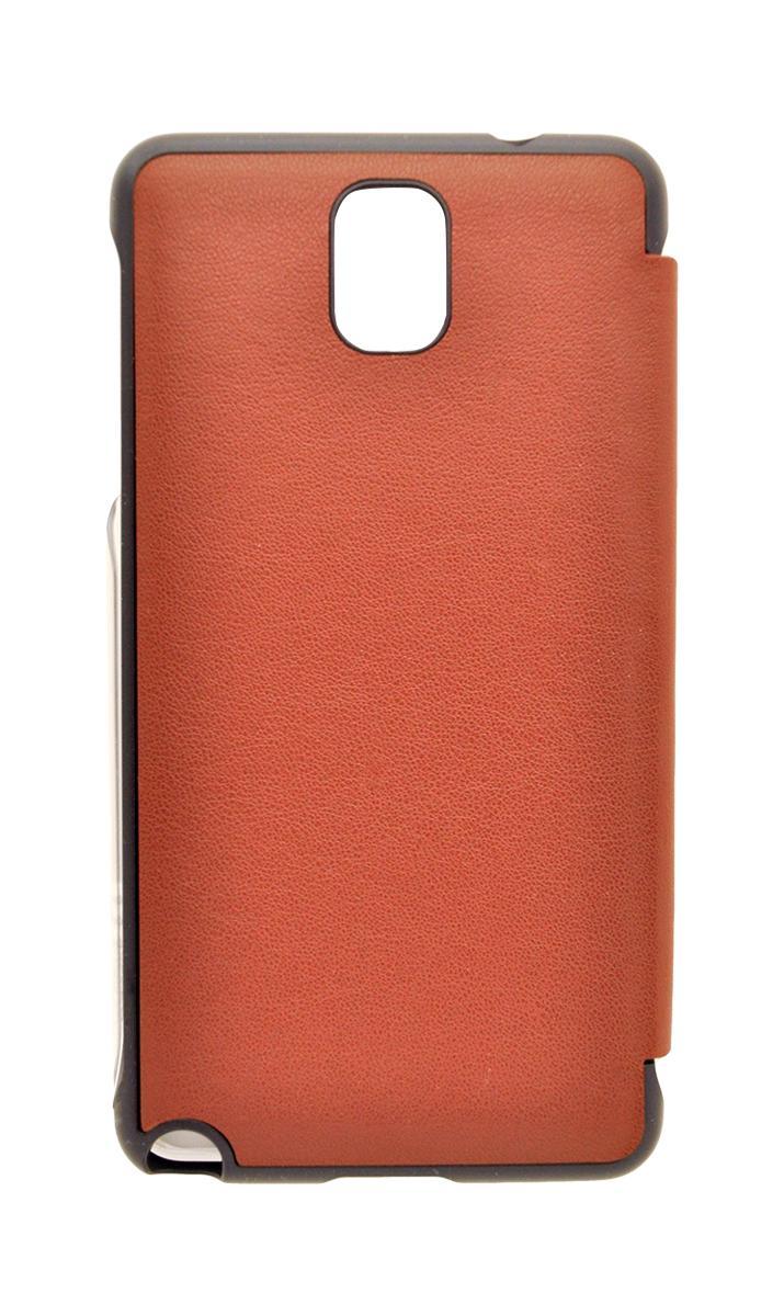 Чехол Anymode Touch Folio для Galaxy Note 3 с защитной пленкой коричневыйХороший чехол на смартфон в наши дни не помешает даже предельно аккуратному человеку! Ещё бы, ведь от досадных случайностей не застрахован никто. Царапины и удары, потёртости да падения, а так же вездесущая пыль… Доступный Anymode Touch Folio сполна защит...<br>