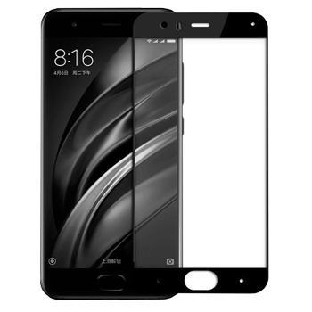 Стекло защитное для Xiaomi Mi6 Full Screen 0,33 mm черноеВысококачественное защитное стекло оберегает сенсорный дисплей от царапин и повреждений. Прозрачный тонкий аксессуар легко устанавливается и прочно держится на экране. Стекло-протектор не ухудшает эргономику гаджета, не искажает изображение, не уменьшает ...<br>