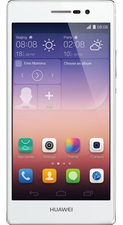Huawei Ascend P7 16 GbHuawei Ascend P7, анонсированный в мае этого года, удивительным образом вобрал в себя лучшие качества компаний-конкурентов. Смартфон вышел легким, корпус – прочным, экран обладает прекрасным качеством, батарея – отличной емкостью, и, как следствие, автоно...<br>
