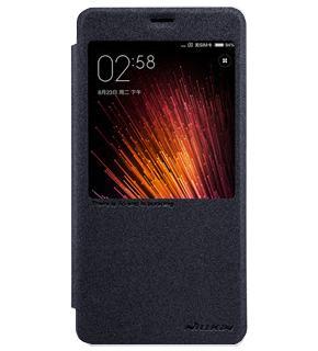 Чехол Nillkin Sparkle для Xiaomi Redmi Pro blackПрактичный чехол защищает смартфон при падениях и ударах. Не секрет, что гаджеты часто роняют. Их ремонты стоят недешево. Позаботьтесь об этом заранее — защитите любимый девайс. В этом стильном чехле ваш мобильный гаджет будет долго выглядеть новым.<br>