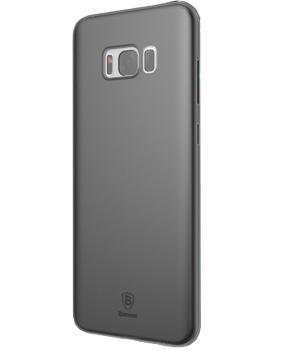 Чехол Baseus Wing Case для Samsung Galaxy S8 Plus Transparen BlackПрактичный чехол защищает смартфон при падениях и ударах. Не секрет, что гаджеты часто роняют. Их ремонты стоят недешево. Позаботьтесь об этом заранее — защитите любимый девайс. В этом стильном чехле ваш мобильный гаджет будет долго выглядеть новым.<br>