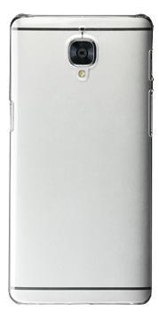 Чехол для OnePlus 3 силиконовый прозрачный