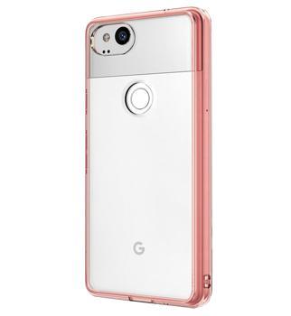 Чехол для Google Pixel 2 Ringke Fusion Rose GoldПрактичный чехол защищает смартфон при падениях и ударах. Не секрет, что гаджеты часто роняют. Их ремонты стоят недешево. Позаботьтесь об этом заранее — защитите любимый девайс. В этом стильном чехле ваш мобильный гаджет будет долго выглядеть новым.<br>