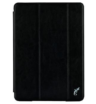 Чехол для iPad (2017) G-Case Slim Premium черныйПрактичный чехол защищает девайс при падениях и ударах. Не секрет, что гаджеты часто роняют. Их ремонты стоят недешево. Позаботьтесь об этом заранее — защитите любимый девайс. В этом стильном чехле ваш мобильный гаджет будет долго выглядеть новым.<br>