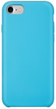 Чехол для iphone 7 Hardiz Liquid Silicone голубойПрактичный чехол защищает iPhone при падениях и ударах. Не секрет, что гаджеты часто роняют. Их ремонты стоят недешево. Позаботьтесь об этом заранее — защитите любимый девайс. В этом стильном чехле ваш мобильный гаджет будет долго выглядеть новым.<br>