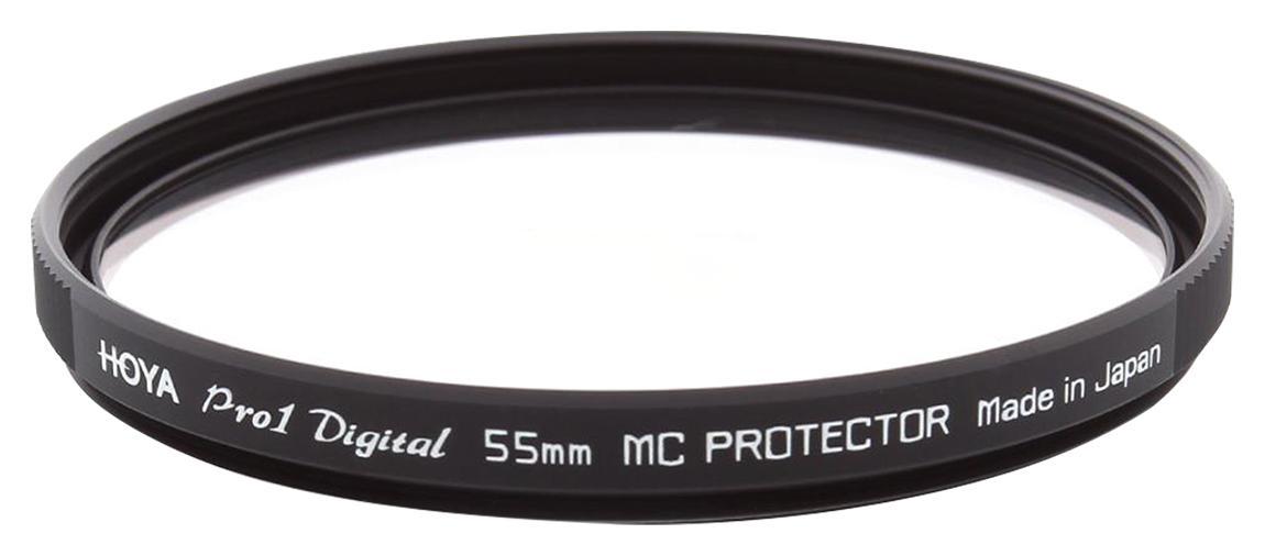 Светофильтр HOYA PROTECTOR PRO1D 55 MM, IN SQ. CASEУльтратонкий бесцветный фильтр HOYA PROTECTOR PRO1D предназначен для защиты объектива от внешних воздействий, при этом сохраняется контрастность и баланс цветов. Многослойное просветление предотвращает появление бликов, а чернение боковой поверхности опра...<br>