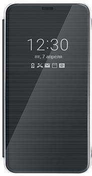 Чехол для LG G6 H870 FlipCover blackПремиальный чехол обеспечивает быстрый доступ к основным функциям смартфона без открытия крышки.<br>