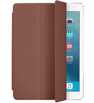Чехол для iPad Pro 9.7 Leather Smart Case brownПрактичный чехол защищает планшет при падениях и ударах. Не секрет, что гаджеты часто роняют. Их ремонты стоят недешево. Позаботьтесь об этом заранее — защитите любимый iPad. В этом стильном чехле ваш мобильный девайс будет долго выглядеть новым.<br>