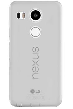 Чехол для LG Nexus 5X силиконовый серыйПрактичный чехол защищает LG Nexus 5X при падениях и ударах. Не секрет, что гаджеты часто роняют. Их ремонты стоят недешево. Позаботьтесь об этом заранее — защитите любимый девайс. В этом стильном чехле ваш мобильный гаджет будет долго выглядеть новым<br>
