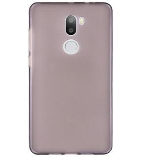 Чехол для Xiaomi Mi5s Plus силиконовый серыйПрактичный чехол защищает девайс при падениях и ударах. Не секрет, что гаджеты часто роняют. Их ремонты стоят недешево. Позаботьтесь об этом заранее — защитите любимый девайс. В этом стильном чехле ваш мобильный гаджет будет долго выглядеть новым.<br>