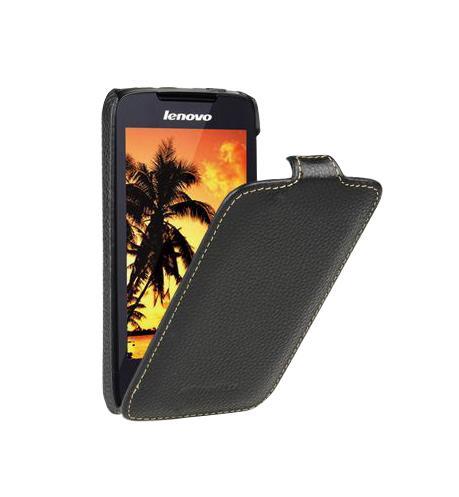 Чехол для Lenovo A390 Melkco Leather Case Jacka Type (Black LC)Эргономичный чехол из натуральной кожи, антискользящее покрытие. Внутри содержит мягкую ткань для защиты от царапин.<br>
