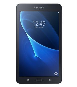 Samsung Galaxy Tab A 7.0 LTE SM-T285 8Gb 8 GbНедорогой планшет от А-бренда станет ярким развлекательным центром. 7-дюймовый формат позволяет брать устройство повсюду с собой. Достаточно емкий аккумулятор на 4 000 мАч обеспечит примерно 11 часов автономной мультимедийной работы. Процессор Qualcomm Sn...<br>