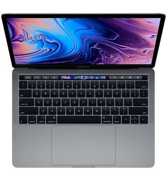 Ноутбук Apple MacBook Pro 15 (2018) MR942 Space Grey
