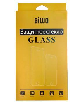 Стекло защитное для LG G6/H870DS Full Screen Aiwo белое